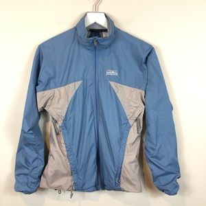 Vintage Patagonia Blue/Gray Fleece Lined Jacket XS